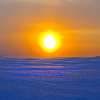 Arktinen aurinko